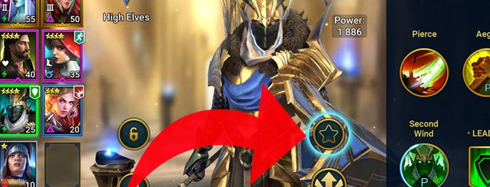 Новая фича Raid Shadow Legends в патче 3.5