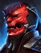 Кровавый лик