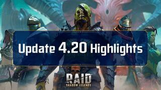 4.20 Raid Shadow Legends