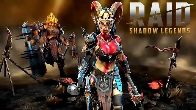 Raid Shadow Legends - Лучшие герои с совместной атакой для клан босса