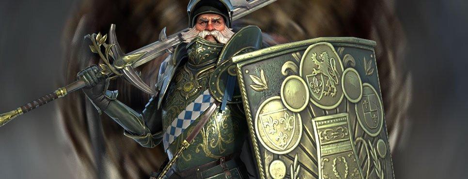 История Зигмунда Высокощита Raid Shadow Legends