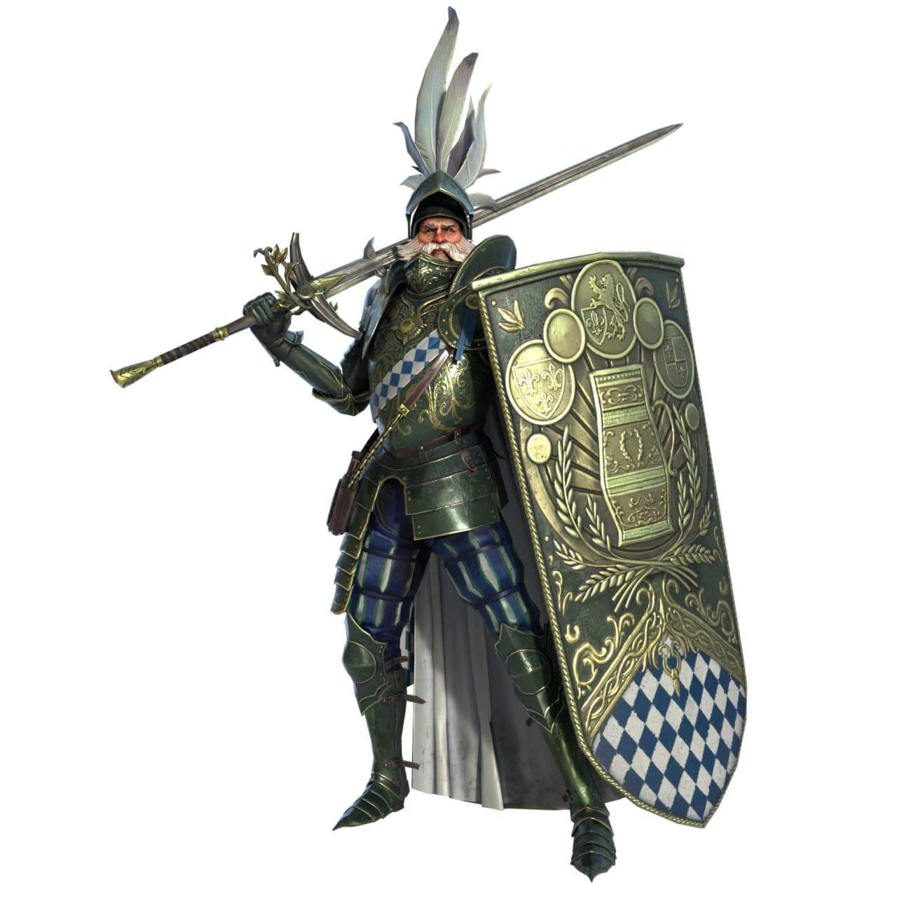Новое Слияние Зигмунд Высокощит Raid Shadow Legends